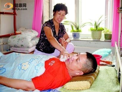 脊髓损伤患者采用